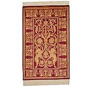 Link to 2' 6 x 3' 10 Qom Persian Rug