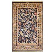 Link to 4' 3 x 6' 8 Qom Persian Rug