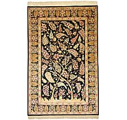 Link to 4' 4 x 6' 8 Qom Persian Rug