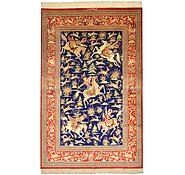Link to 4' 2 x 6' 6 Qom Persian Rug
