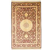 Link to 6' 7 x 10' 1 Qom Persian Rug