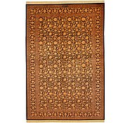 Link to 6' 7 x 9' 9 Qom Persian Rug