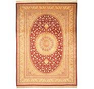 Link to 8' 2 x 11' 7 Qom Persian Rug