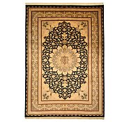 Link to 8' 1 x 11' 5 Qom Persian Rug
