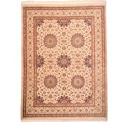 Link to 9' 7 x 12' 11 Qom Persian Rug