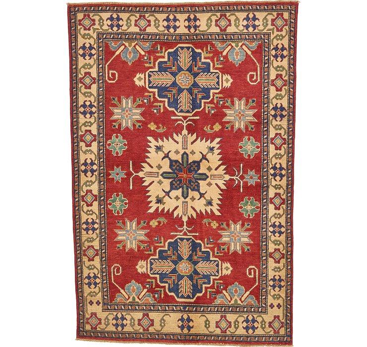 5' 5 x 8' 4 Kazak Oriental Rug