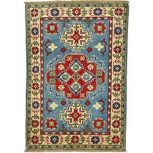 2' 7 x 3' 10 Kazak Oriental Rug