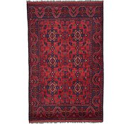 Link to 3' 4 x 5' 3 Khal Mohammadi Oriental Rug