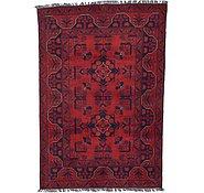 Link to 102cm x 147cm Khal Mohammadi Oriental Rug