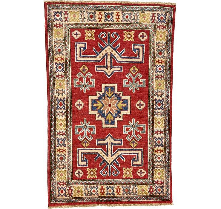 2' 8 x 4' 3 Kazak Oriental Rug
