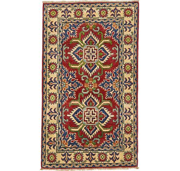 79x135 Kazak Rug