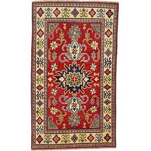 3' 3 x 5' 7 Kazak Oriental Rug