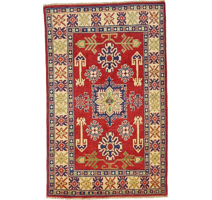 3' 4 x 5' 4 Kazak Oriental Rug