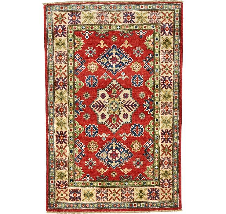 3' 3 x 5' Kazak Oriental Rug