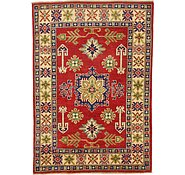 Link to 3' 6 x 5' Kazak Oriental Rug