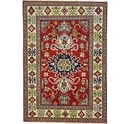 Link to 3' 4 x 4' 10 Kazak Oriental Rug