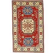 Link to 3' 4 x 5' 6 Kazak Oriental Rug