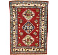 Link to 3' x 4' 4 Kazak Oriental Rug