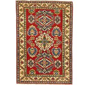 Link to 102cm x 145cm Kazak Oriental Rug