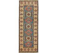 Link to 60cm x 168cm Kazak Oriental Runner Rug