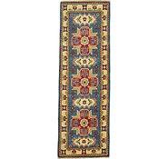 Link to 2' x 6' Kazak Oriental Runner Rug