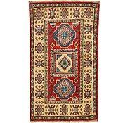 Link to 55cm x 100cm Kazak Oriental Rug