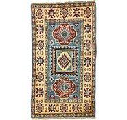 Link to 60cm x 107cm Kazak Oriental Rug