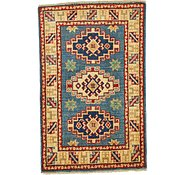 Link to 2' x 3' 2 Kazak Oriental Rug