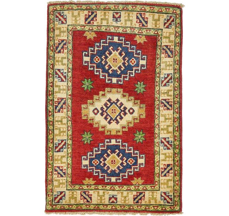 2' 2 x 3' 4 Kazak Oriental Rug