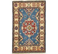Link to 2' 2 x 3' 4 Kazak Oriental Rug