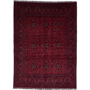 Unique Loom 5' 7 x 7' 7 Khal Mohammadi Oriental...