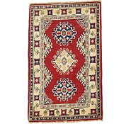 Link to 2' x 3' 4 Kazak Oriental Rug