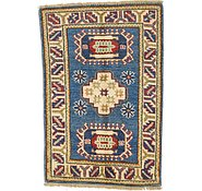 Link to 60cm x 85cm Kazak Oriental Rug