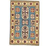 Link to 60cm x 90cm Kazak Oriental Rug