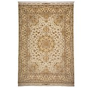Link to 8' 3 x 11' 11 Tabriz Persian Rug