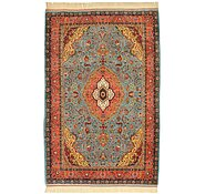 Link to 6' 5 x 10' 1 Tabriz Persian Rug
