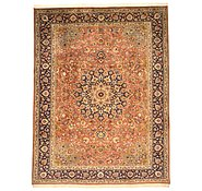 Link to 8' 8 x 11' 5 Tabriz Persian Rug