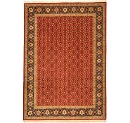 Link to 8' 3 x 11' 10 Tabriz Persian Rug