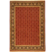 Link to 8' 2 x 11' 9 Tabriz Persian Rug