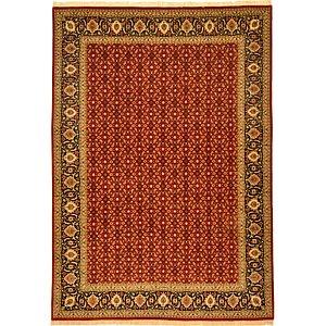 8' 2 x 11' 9 Tabriz Persian Rug