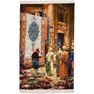 4' x 6' 4 Tabriz Persian Rug