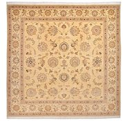 Link to 8' 4 x 8' 4 Tabriz Persian Square Rug