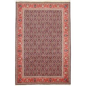 HandKnotted 6' 7 x 9' 10 Tabriz Persian Rug