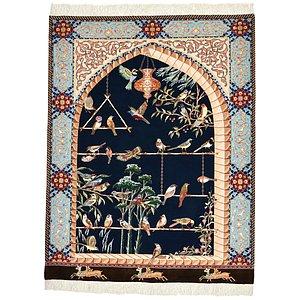 5' x 6' 5 Tabriz Persian Rug