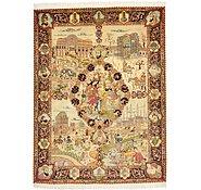 Link to 150cm x 200cm Tabriz Persian Rug