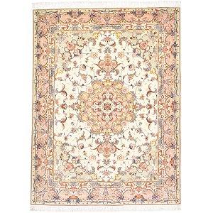 5' 1 x 6' 9 Tabriz Persian Rug