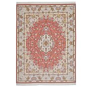 Link to 4' 11 x 6' 9 Tabriz Persian Rug