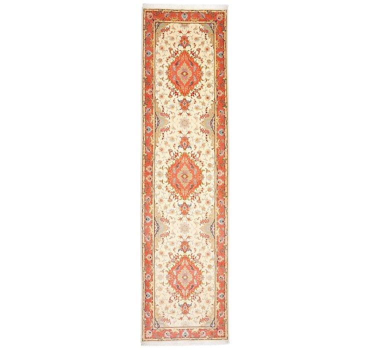 2' 11 x 11' 2 Tabriz Persian Runner Rug
