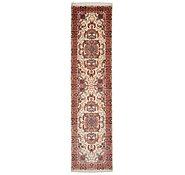 Link to 2' 10 x 11' 4 Tabriz Persian Runner Rug