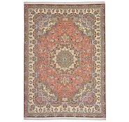 Link to 4' 11 x 6' 10 Tabriz Persian Rug
